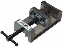 Wilton 6 Jaw Opening Capacity X 2 Throat Depth Horizontal Drill Press Vise