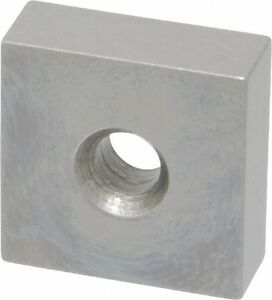 Mitutoyo 0 35 Square Steel Gage Block Accuracy Grade 0 Includes Certificate