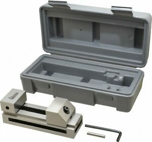 Gibraltar 2 559 Capacity 0 984 High Steel Toolmakers Vise Flat Jaw 5 315