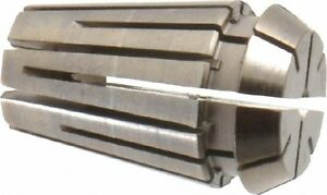 Etm 1 32 Inch 0 0197 To 0 039 Inch Collect Capacity Series Er11 Er Collet 0