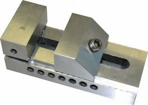 Value Collection 4 7 8 Capacity 1 3 4 High Steel Toolmakers Vise Flat Jaw