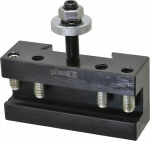 Phase Ii Series Ca Number 2 Boring Turning Facing Tool Post Holder 2 1 2