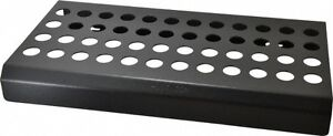 Huot 48 Collet Da180 Steel Collet Rack And Tray 9 1 8 Inch Wide X 2 Inch Hig