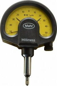Mahr Federal 1 Micro M Graduation Accuracy Up To 1 M 50 Micro M Measurement