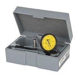 Mitutoyo 0 To 0 03 0 000500 Graduation Vertical Dial Test Indicator