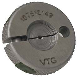 Vermont Gage No 4 40 Thread Single Ended Ring Thread Go Gage Class 3a Too