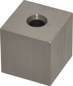 Mitutoyo 0 95 Square Steel Gage Block Accuracy Grade 0 Includes Certificate