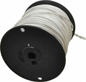 Southwire 12 Awg 65 Strand White Machine Tool Wire Pvc Acid Moisture And