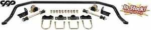 55 56 57 58 59 Chevy Truck Front 1 Swaybar For Stock Or Drop Axles