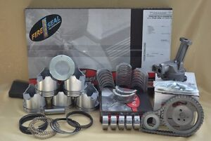 1998 1999 2000 2001 Dodge Dakota 360 5 9l V8 Magnum Premium Engine Rebuild Kit