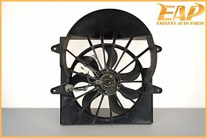 05 07 Jeep Grand Cherokee Radiator Cooling Fan Blade Assembly 2
