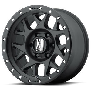 Xd127 18x9 34 Toyo Atii 8x165 1 8x6 5 Wheels Rims Tires Package Ram Chevy Dodge