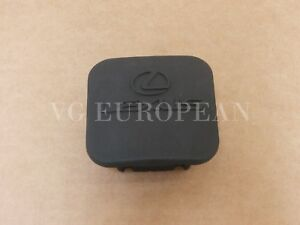 Lexus Genuine Lx470 Lx570 Tow Hitch Rubber Plug Cover 2in 1998 2016 New