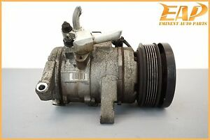 05 07 Jeep Grand Cherokee Ac A c Compressor With Clutch Assembly 2