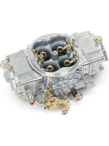 Holley 850 Cfm 4 Barrel Street Hp Series Carburettor Mechanical Secon 0 82851