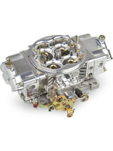 Holley 4150 Aluminum Street Hp Carburettor Cfm 750 Square Bore 0 82751sa