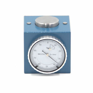 Hfs Magnetic Z Axis Dial Setter Metric Range 0 2 X 0 01 Mm