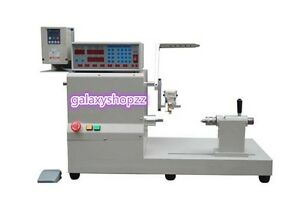 Computer Fully Automatic Coils Winder Winding Machine With Large Baseboard