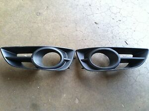 New Oem Nissan 2010 2013 Altima Coupe Pair 2 Of Fog Light Bezels Left right