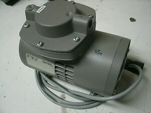 Thomas Vacuum Pump 905cab18 177a Used