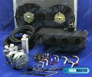 A c kit Universal Under Dash Evaporator Hd Kit Air Conditioner 12v 450 000 Hd