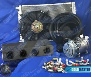 A c Kit Universal Under Dash Evaporator Hd Kit Air Conditioner 12v 450 000ab