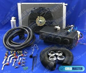 Universal Underdash Air Conditioning Kit With No Compressor 404 000dc