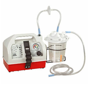 New G180 Gomco Opt vac Portable With Battery Suction Machine aspirator