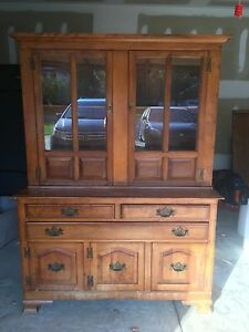 Colonial Cushman China Cabinet