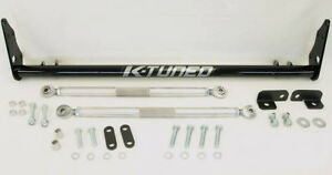 K Tuned Pro Series Traction Bar For 1988 91 Honda Civic Crx