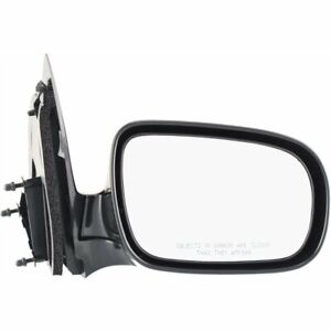 New Mirror Passenger Right Side Chevy Olds Rh Hand Venture Gm1321315 10349530