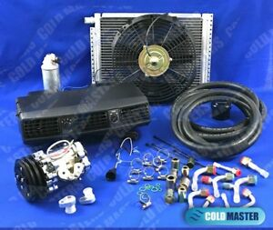 Universal Underdash Air Conditioner 202 1 12v Electric Harness 12x16 Cond