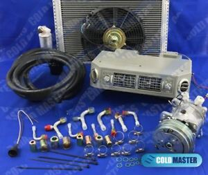 Universal Underdash Air Conditioning Kit 406g12v Cond 14x20