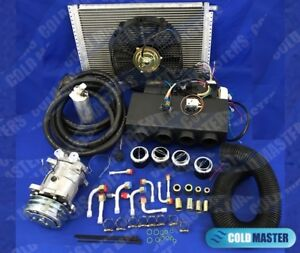 Universal Underdash Air Conditioning Compressor 2a 404 000dc Elec Harness