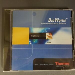 Thermo Electron Bioworks 3 3 Protein Identification Software New
