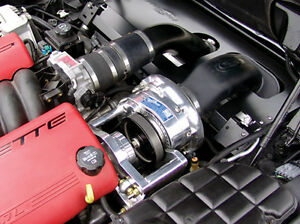 Chevy Vette C5 Z06 97 04 Procharger Supercharger Stage Ii Intercooled Tuner Kit