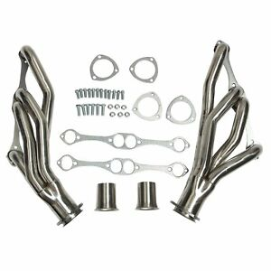 Stainless Racing Manifold Header For Buick Chevy Small Block 265 400 V8 Engine