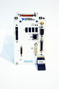 National Instruments Ni Pxie 8130 2 3 Ghz High bandwidth Dual core Pxi Express