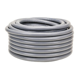 2 X 50 Flexible Liquid Tight Non metallic Electrical Pvc Conduit
