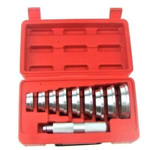 Hfs R Bearing Race And Seal Driver Set 10 Piece And Case