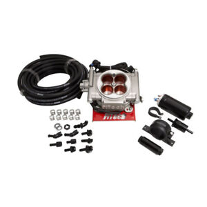 Fitech Fuel Injection System Kit 31003 Inline Pump Go Street 400 Hp Tbi Satin