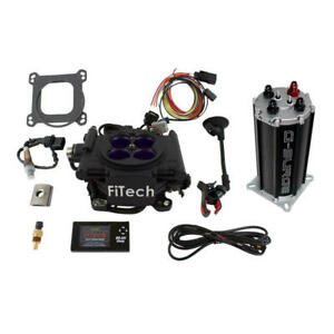 Fitech Fuel Injection System 33008 Meanstreet Efi G surge Master Kit 800 Hp