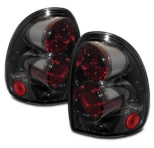 1996 2000 Dodge Caravan voyager 1998 2003 Durango Smoke Set Rear Tail Light Lamp