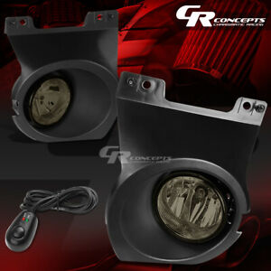 Smoked Lens Oe Fitment Fog Lights switch wire Lh rh For 09 14 Ford F 150 Truck