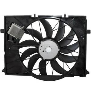 For Mercedes benz Brushless Motor Cooling Fan 2205000293 W220 S500 S600 02 05