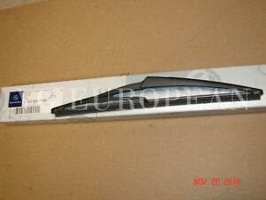 Mercedes Benz Ml Genuine Rear Window Wiper Blade New Ml320 Ml350 Ml550 Ml63