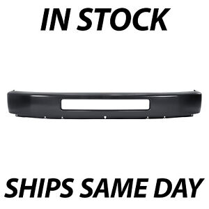 New Primered Steel Front Bumper Face Bar Fascia For 2008 2016 Ford Econoline