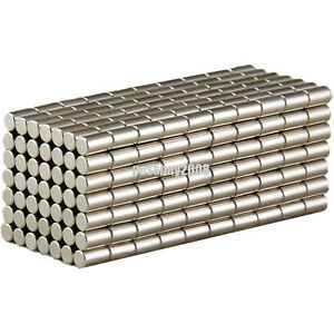 5 10 20pcs Super Strong Cylinder Magnet Rare Earth Neodymium N52 Magnets 19 19mm