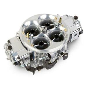 Holley Carburetor 0 80922bk 1250 Cfm No Choke Black Anodized Polished