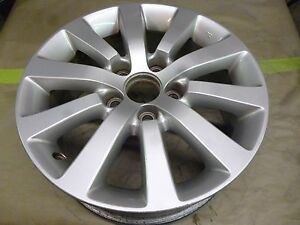 2004 2005 Honda Civic 16 Inch Alloy Wheel Hollander 63876